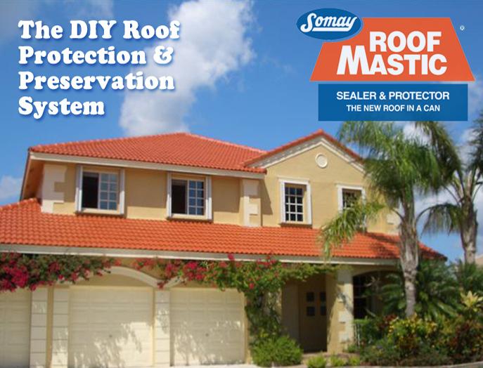 Reliable Roof Waterproofing With SOMAY Waterproof Roof Coatings