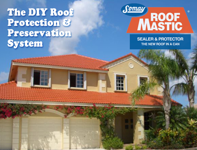 Roof Mastic